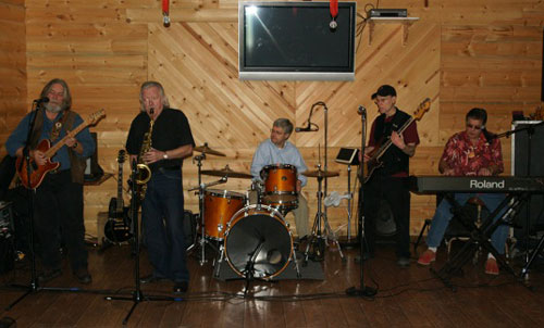Inside Straight Blues Band